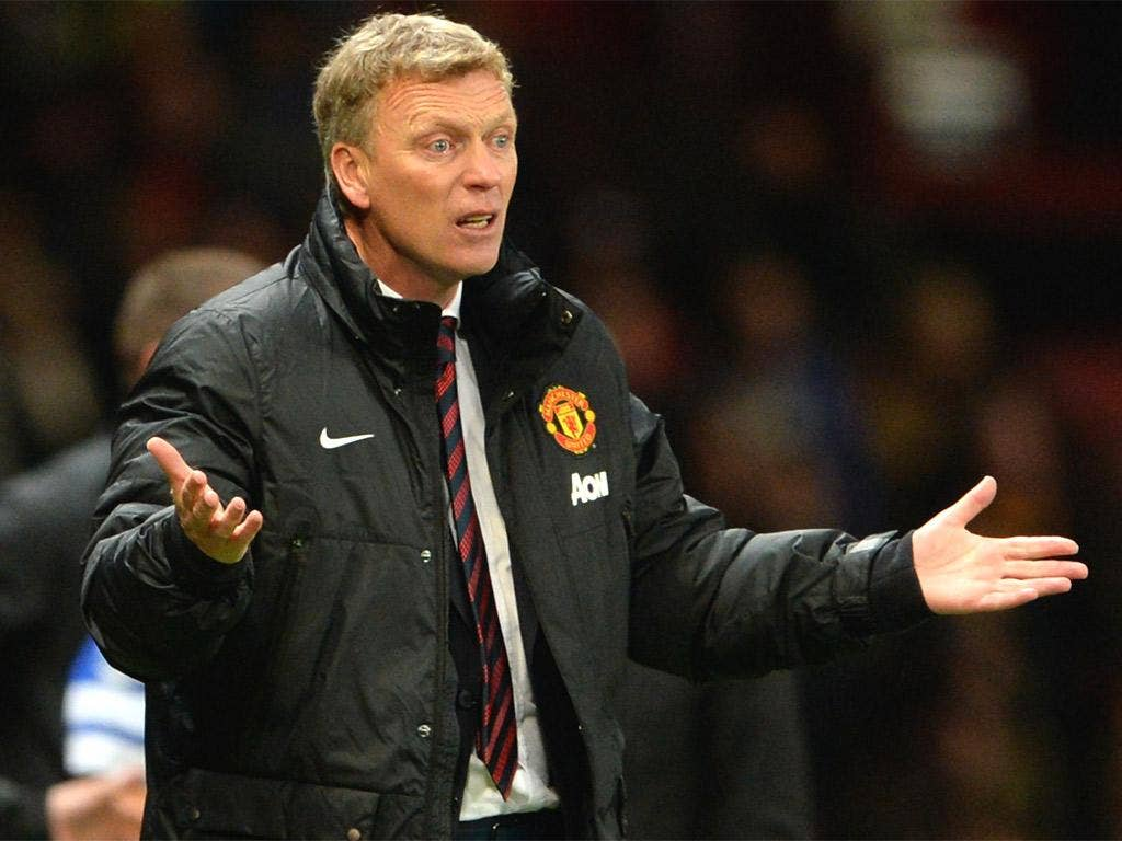 David Moyes must at least ensure that Manchester United qualify for next season's Champions League