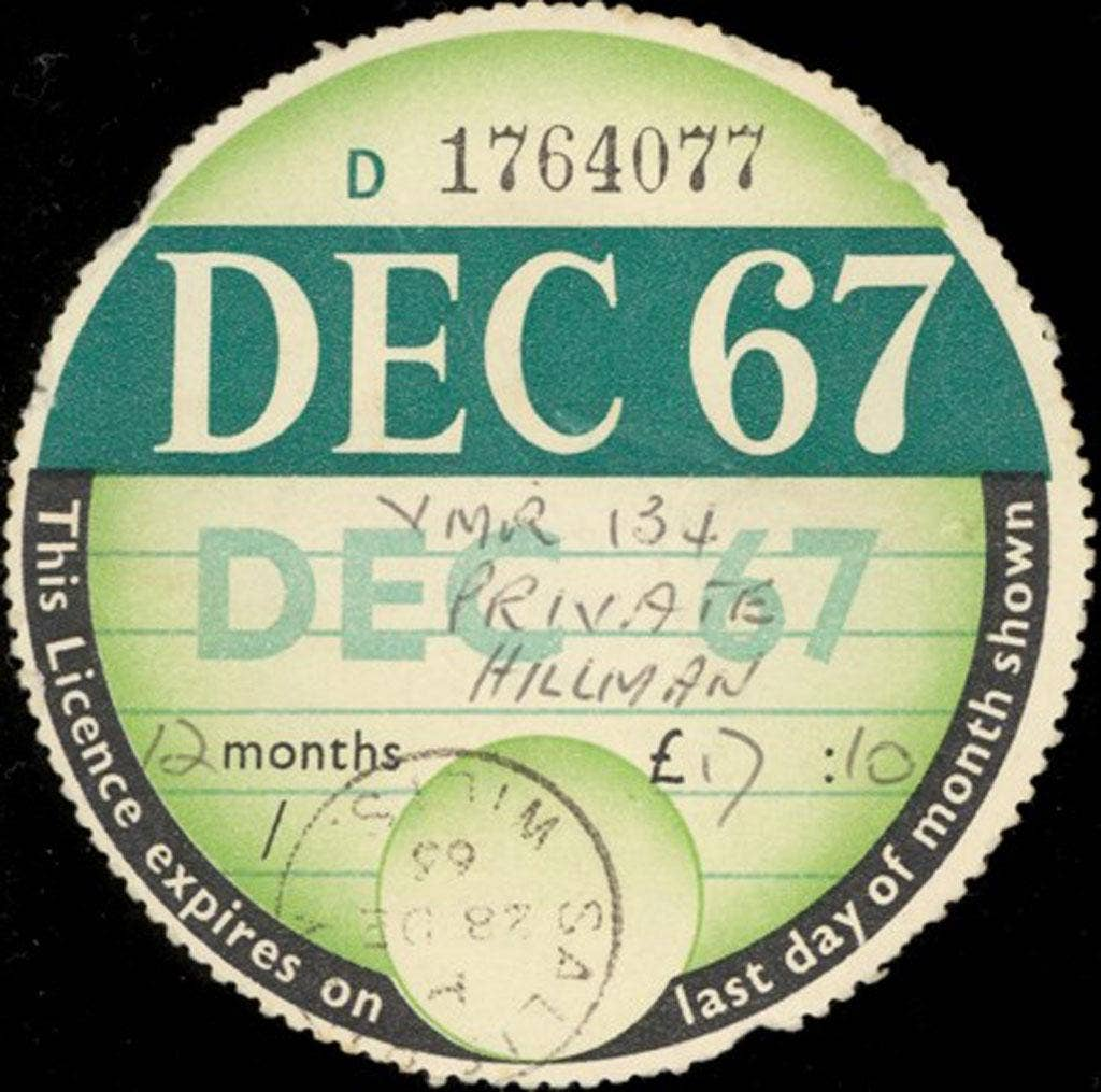 First introduced in 1888 and 'modernised' in 1921, the car tax disc is costly to administer and is a bother that private motorists and businesses can do without