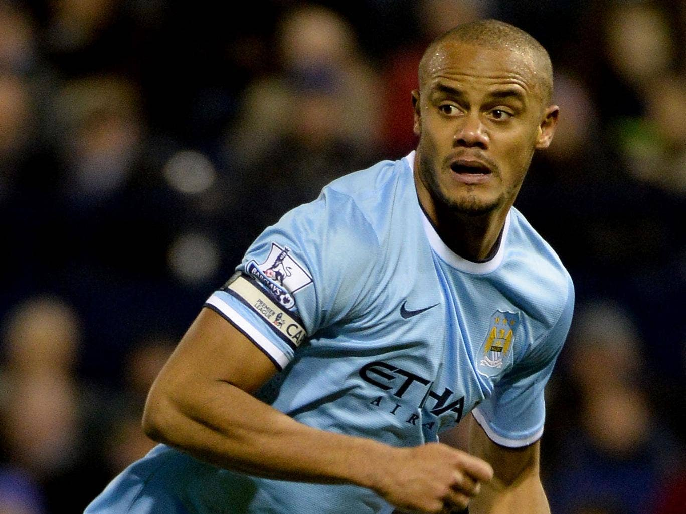 Manchester City captain Vincent Kompany is hoping that his injury troubles are behind him after making return against West Brom