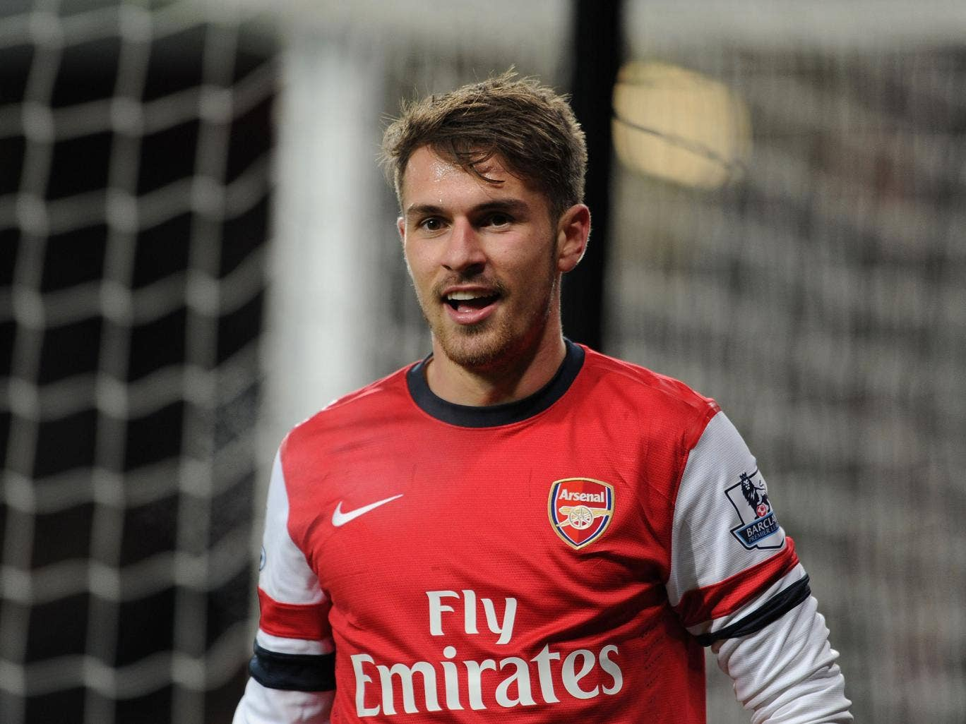 Aaron Ramsey insists he never doubted his own ability after becoming Arsenal's stand-out star this season