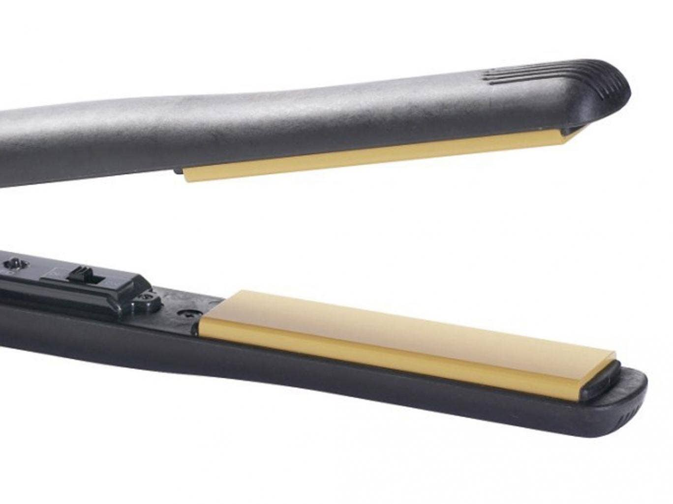 Doctors have noticed that more and more children are hurt by hair straighteners - especially during the Christmas period