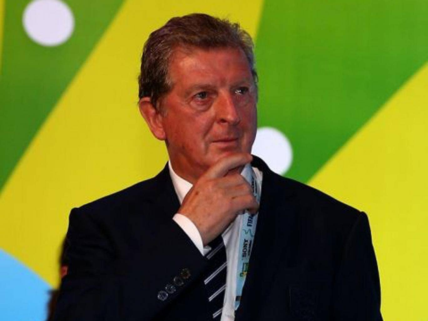 Roy wonder: Hodgson considers the worst-case scenario draw of Manaus