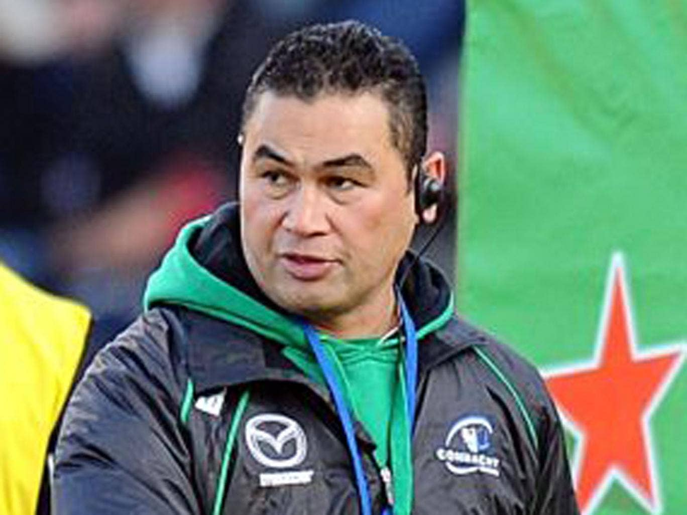 Pat Lam led Connacht to one of the best wins in the province's history