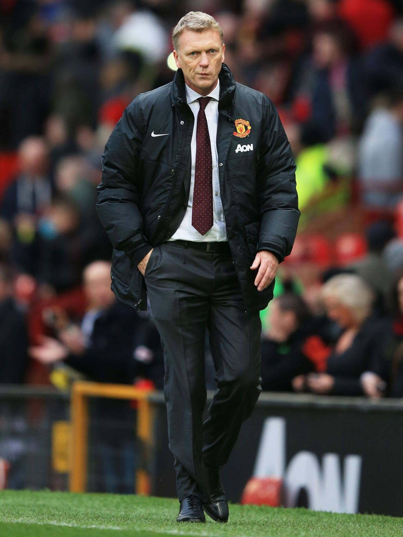 David Moyes is not interested in making stop-gap signings