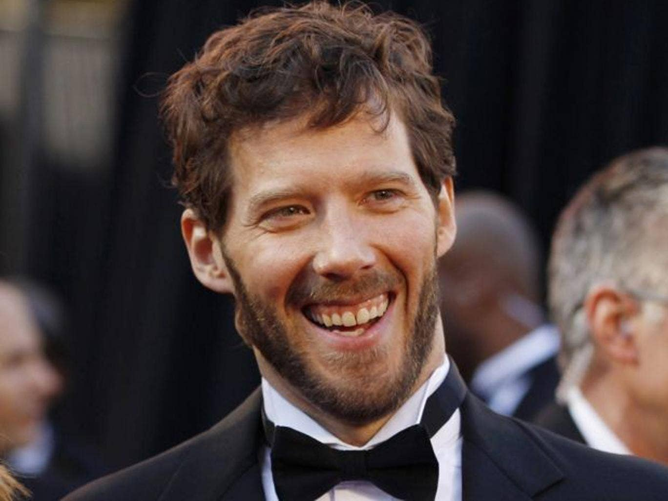 Aron Ralston at the 83rd Academy Awards in Hollywood in 2011