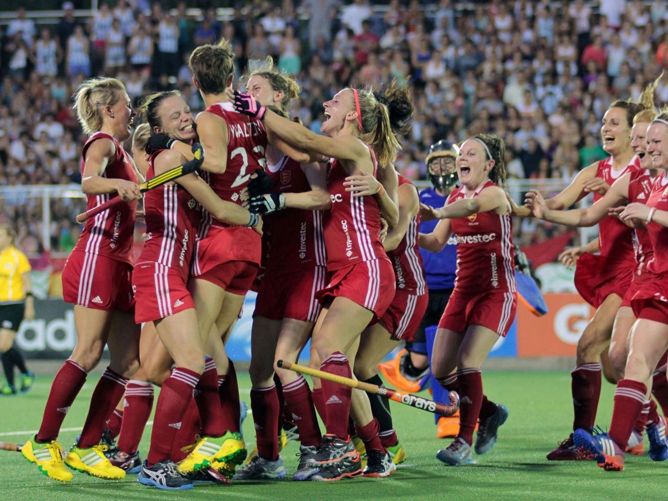 England has won bronze at the Argentina Hockey World League final