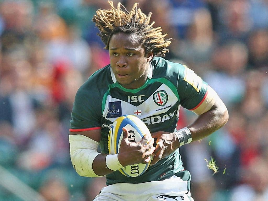 Keeping Marland Yarde will be a priority for London Irish