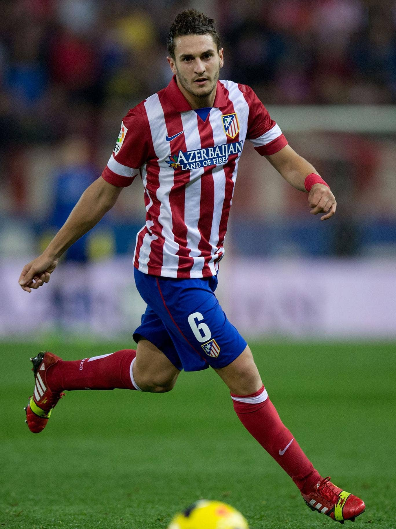 Koke's Atletico Madrid have been the surprise package