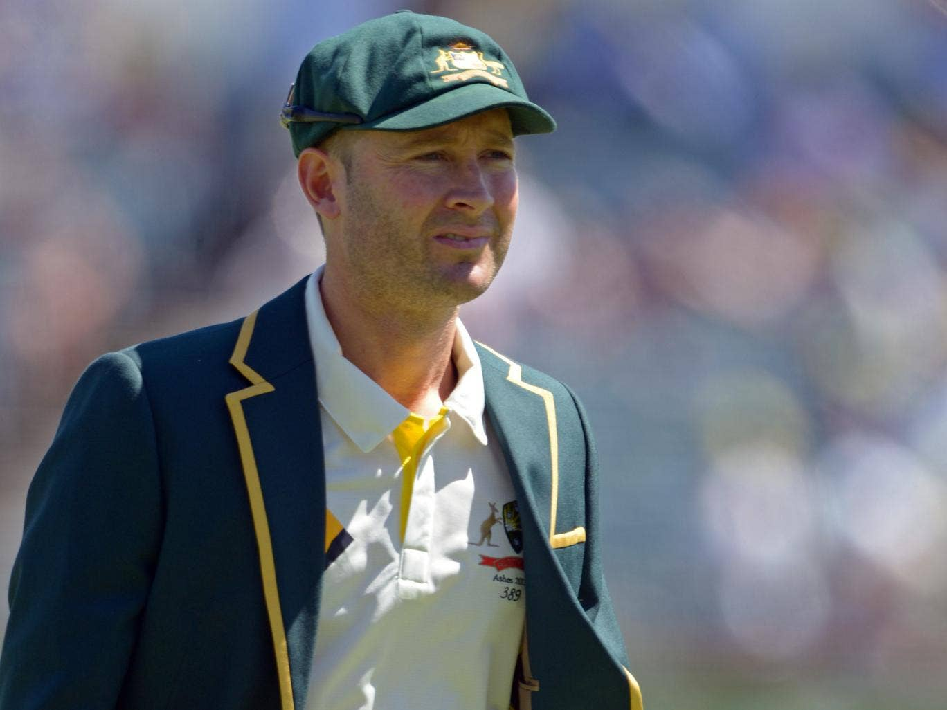 Australia captain Michael Clarke has been named the player and test cricketer of the year by the ICC