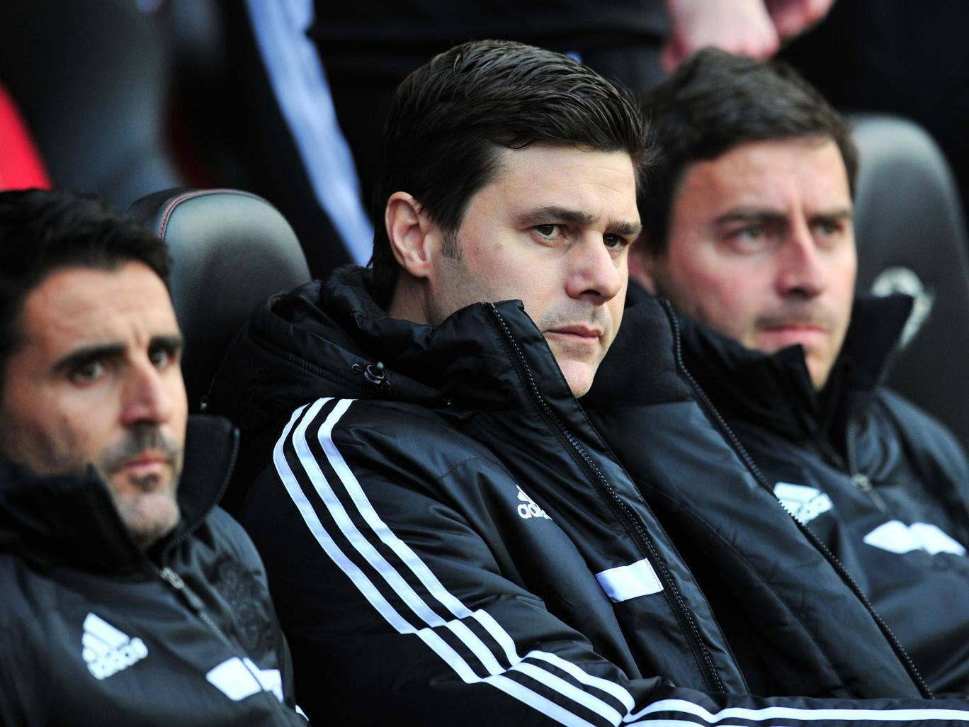Southampton manager Mauricio Pochettino has revealed that he speaks to both staff and players in perfect English, but will continue to use a translator in press conferences