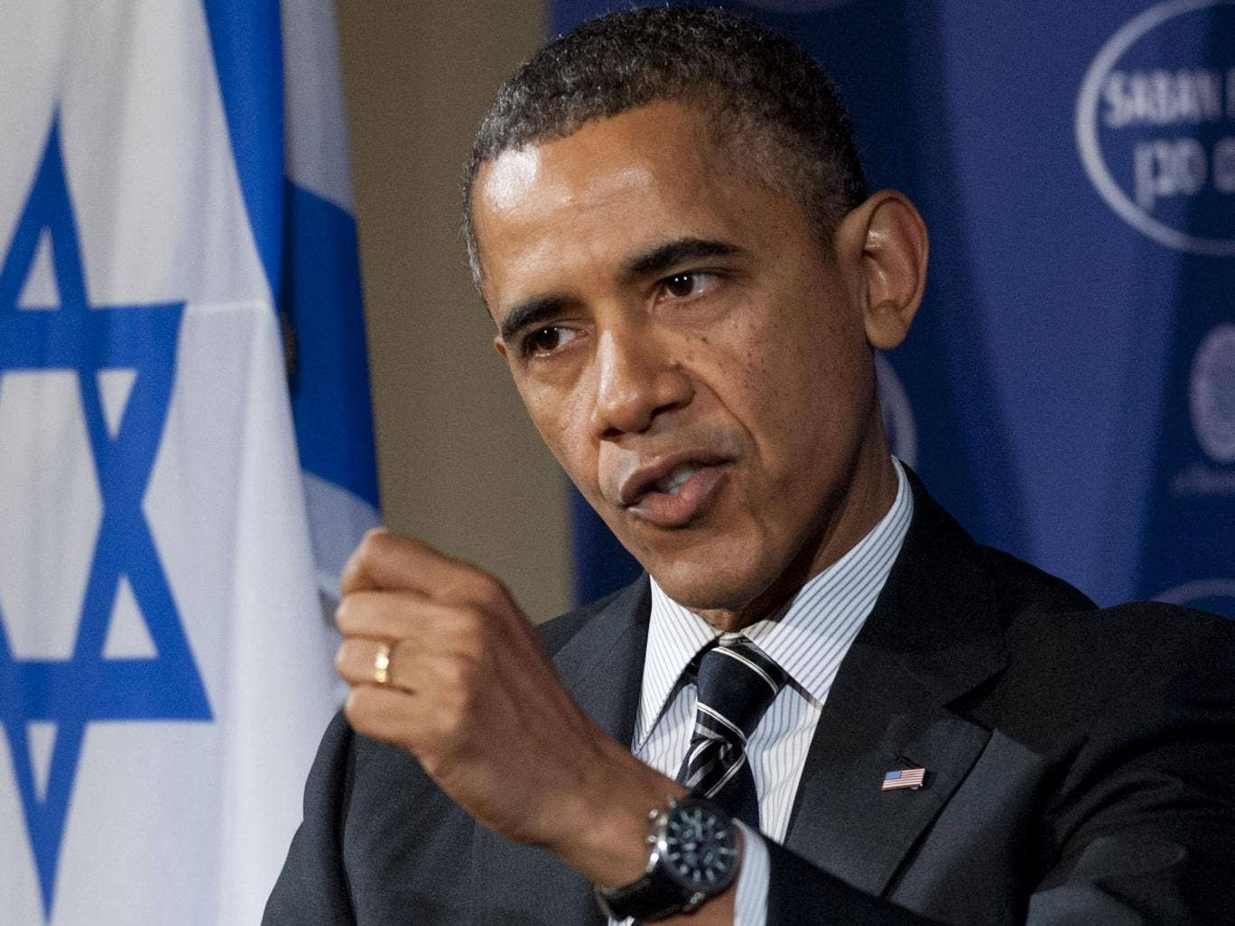 The Obama administration said it did not have a problem with the Islamic Front