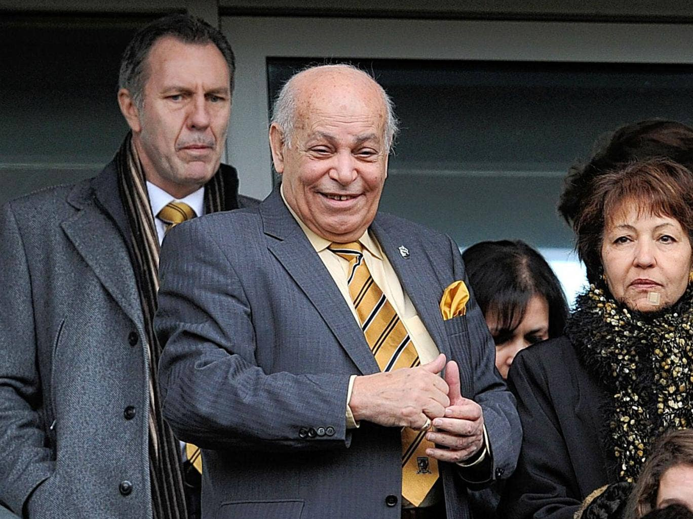 Hull owner Assem Allam  wants to change the club's name