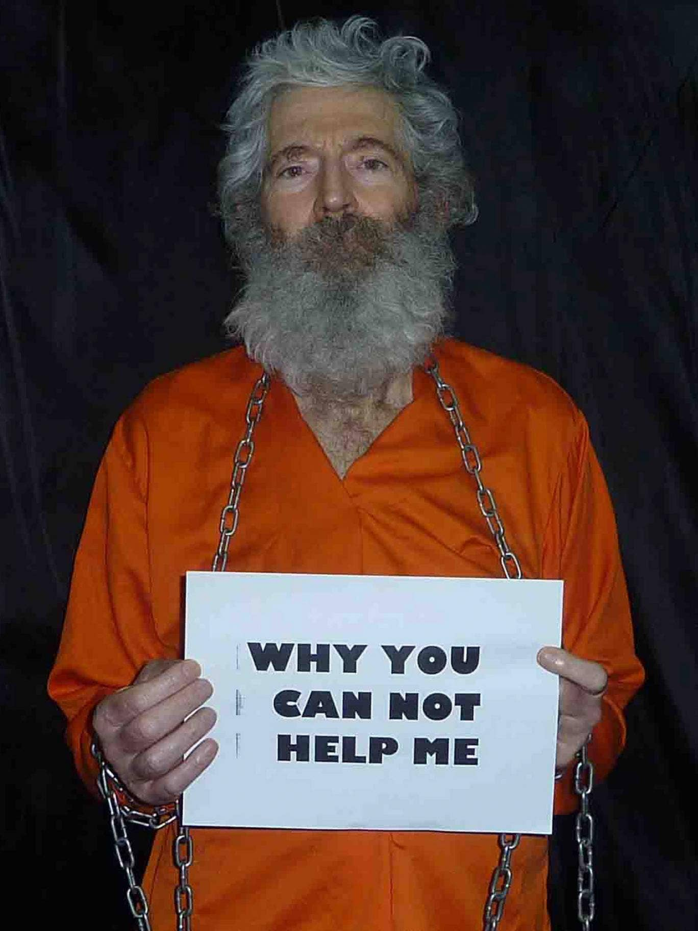 Robert Levinson, CIA spy missing in Iran