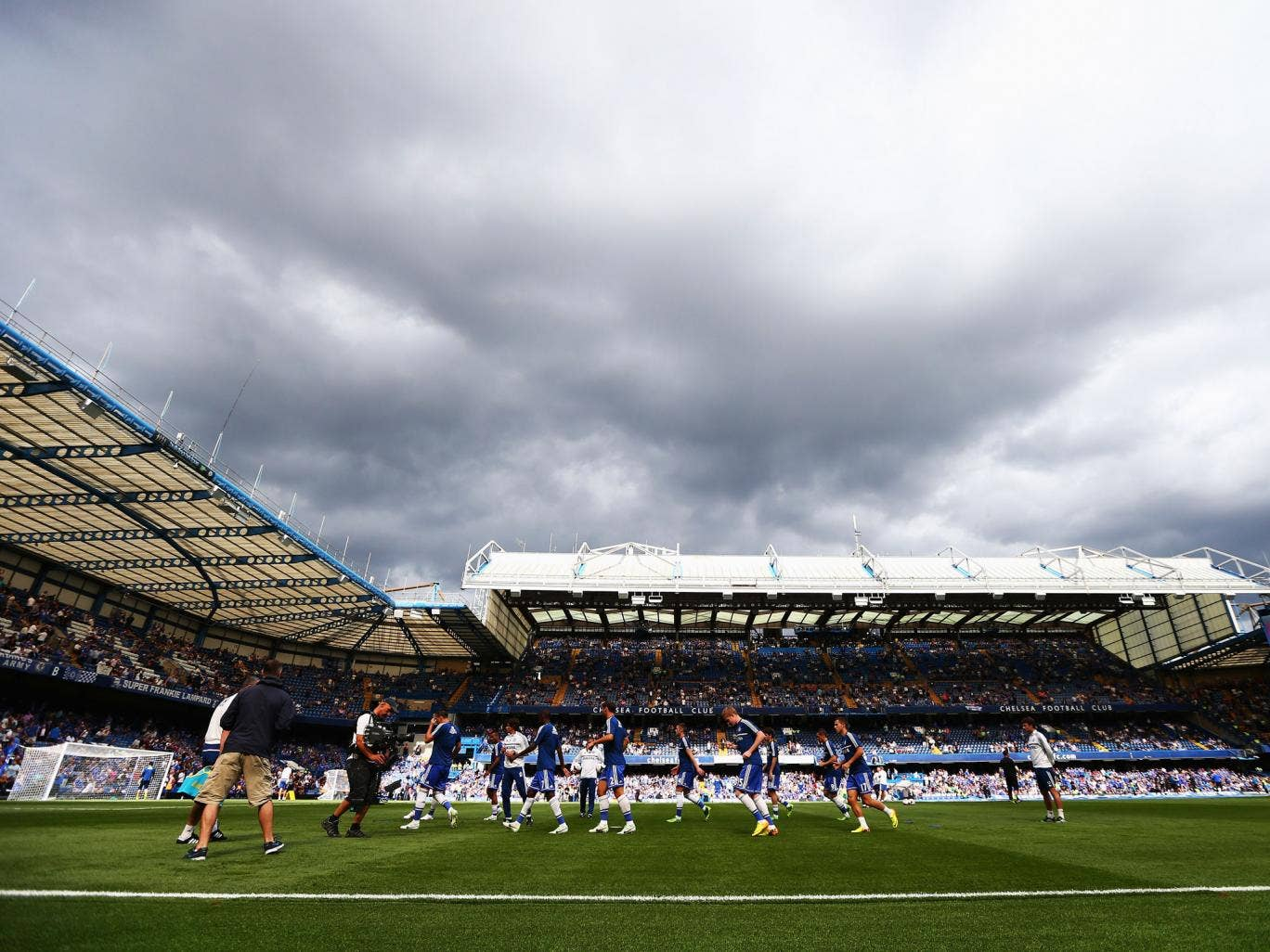 To build a new 60,000-capacity ground on the site of Stamford Bridge would cost more than £600m
