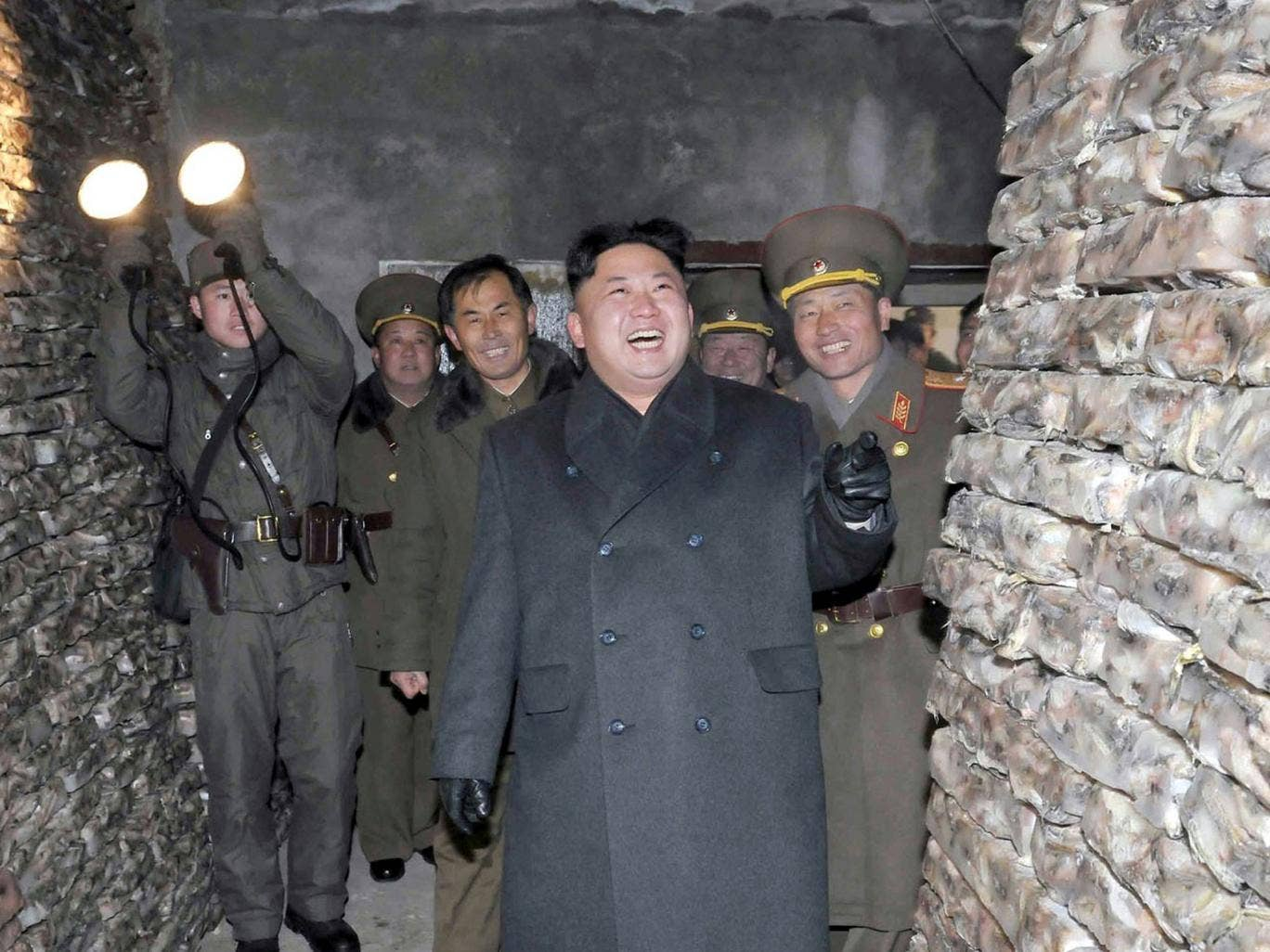 Kim Jong-un visited a fisheries station and a ski resort in recent days