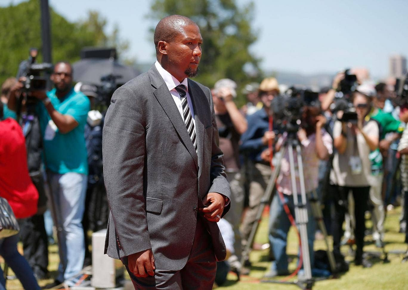 The locks at the home of Nelson Mandela's eldest grandson Mandla Mandela in Qunu have been changed amid reports that a long-standing family feud is set to worsen in the wake of his death.