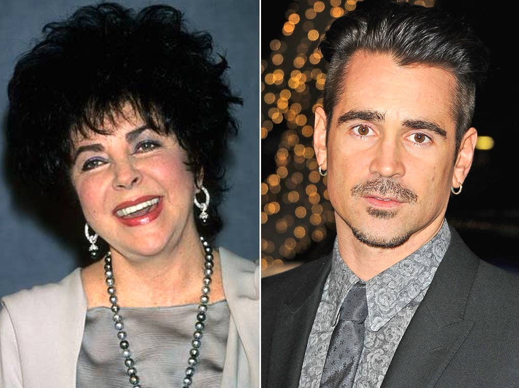 Colin Farrell has revealed that he enjoyed an unusually close relationship late actress Elizabeth Taylor before she passed away in 2011 aged 79