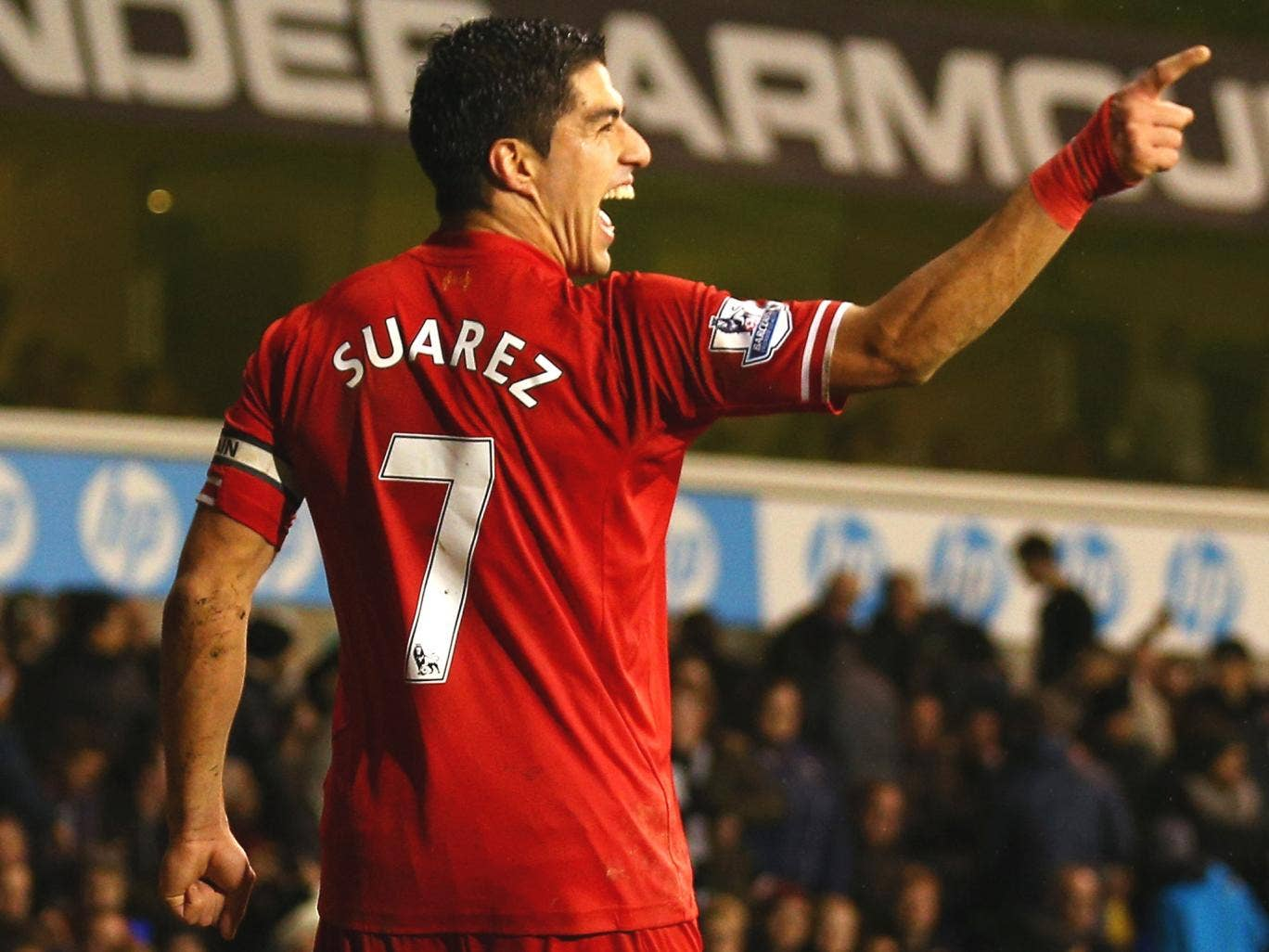 Luis Suarez craves plaudits, like so many in the strikers' union