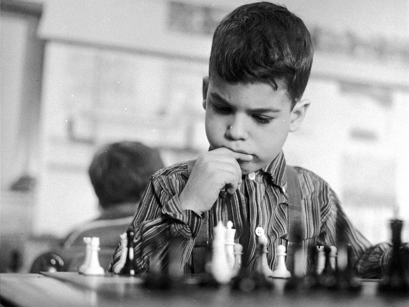 Pieces of information: the complexities of chess work surprisingly well on radio