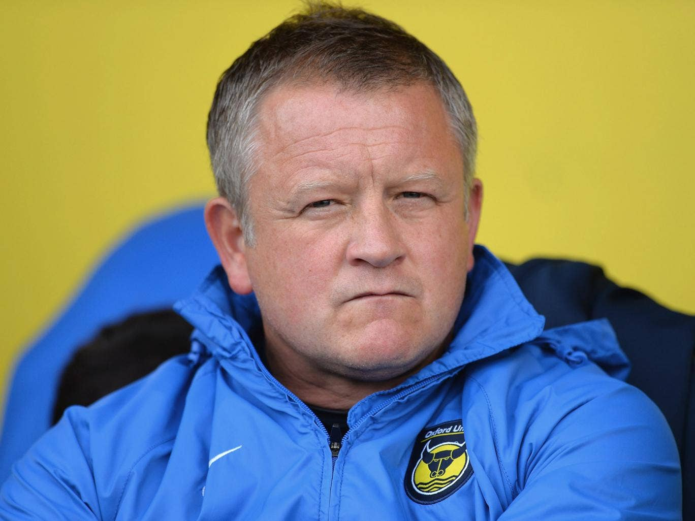 Oxford United manager Chris Wilder says he is focused on achieving promotion