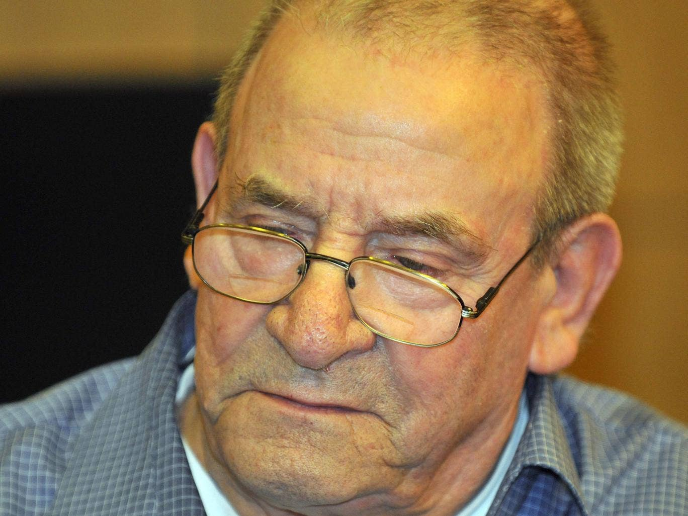 Boere in court in 2009: he refused to apologise for his actions