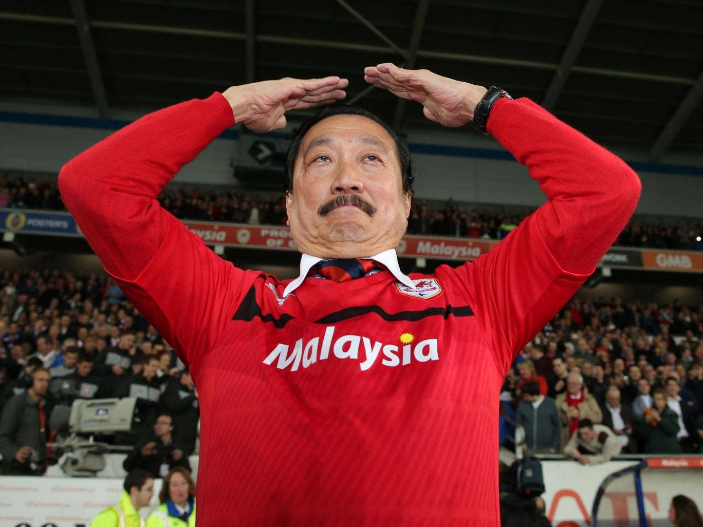 Cardiff supremo Vincent Tan is on the verge of firing his overachieving young manager Malky Mackay