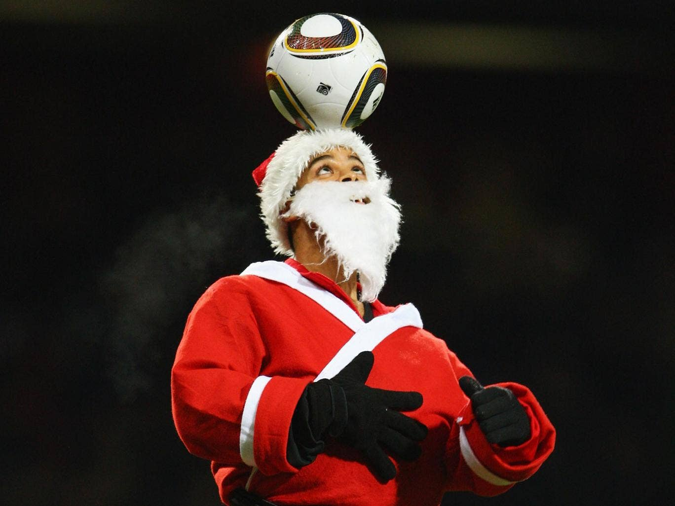 Christmas and football go hand in hand. But for once I can take a back seat this year