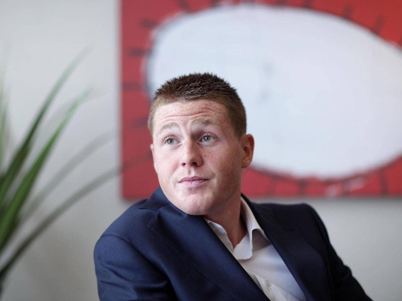 James McCarthy has become a key man for the new Everton