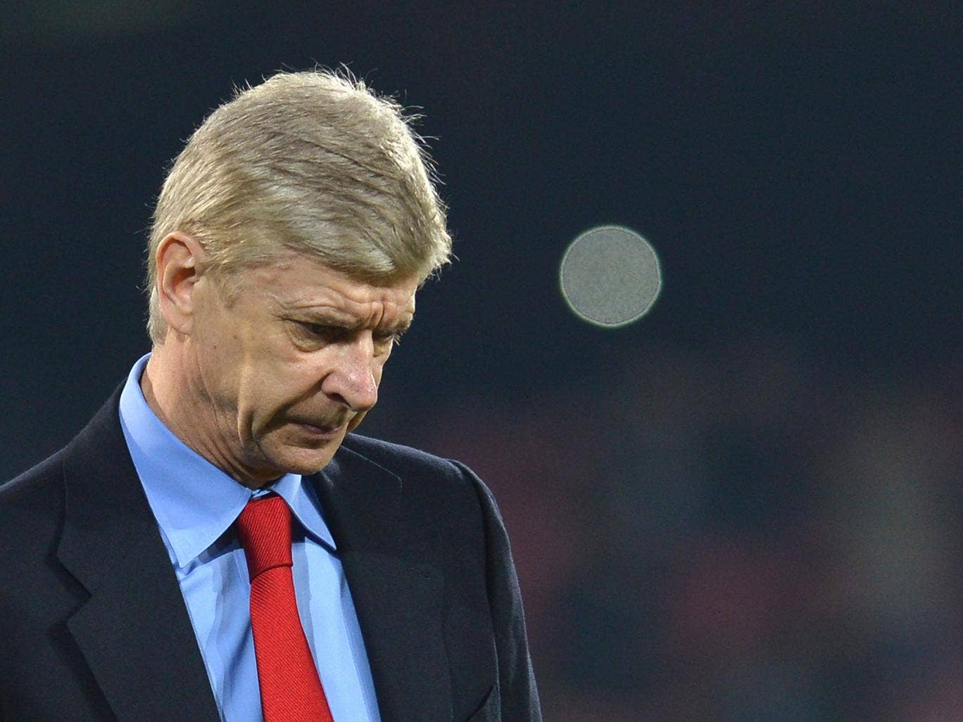 Arsène Wenger warned that it is dangerous not to give young managers more time to succeed