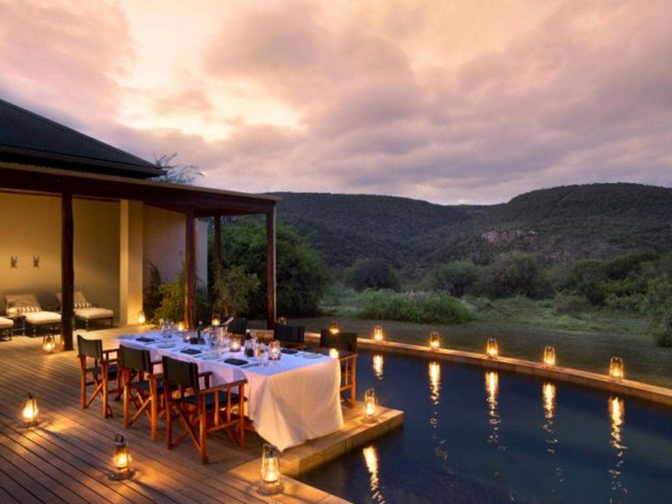 Nature calls: the picturesque Melton Manor in South Africa