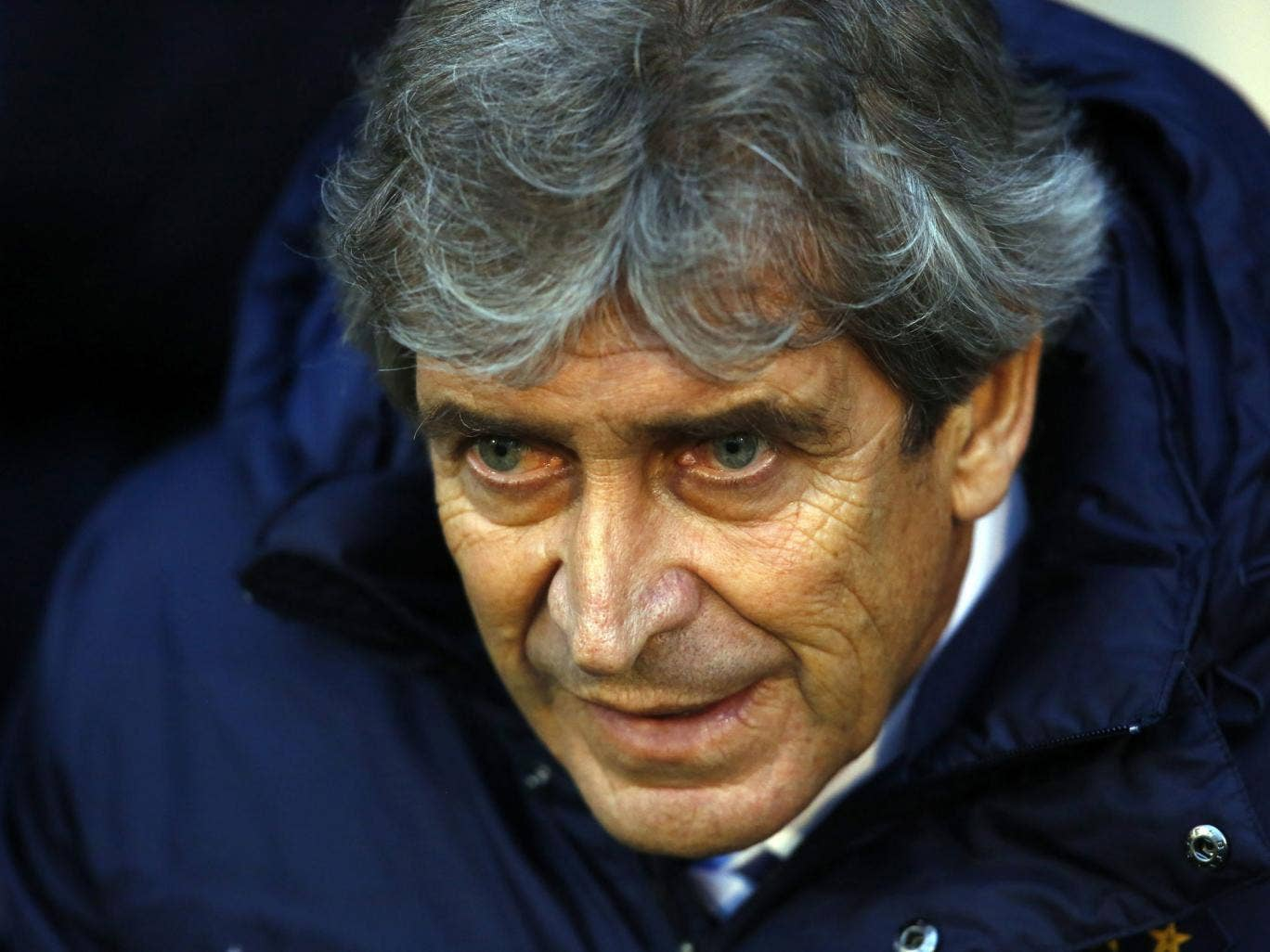 Under Pellegrini, Manchester City are on their way to surpass 100 goals scored this season
