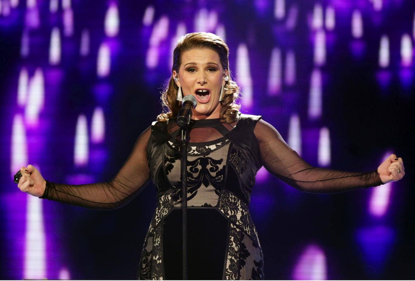 X Factor winner Sam Bailey is the latest star of the show to take the Christmas number one. But it wasn't always this way...