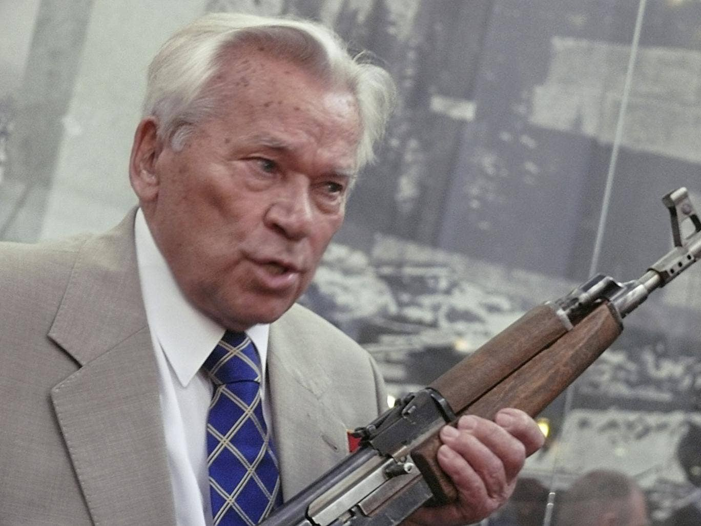Mikhail Kalashnikov dies: Five quick-fire facts about the AK-47 inventor