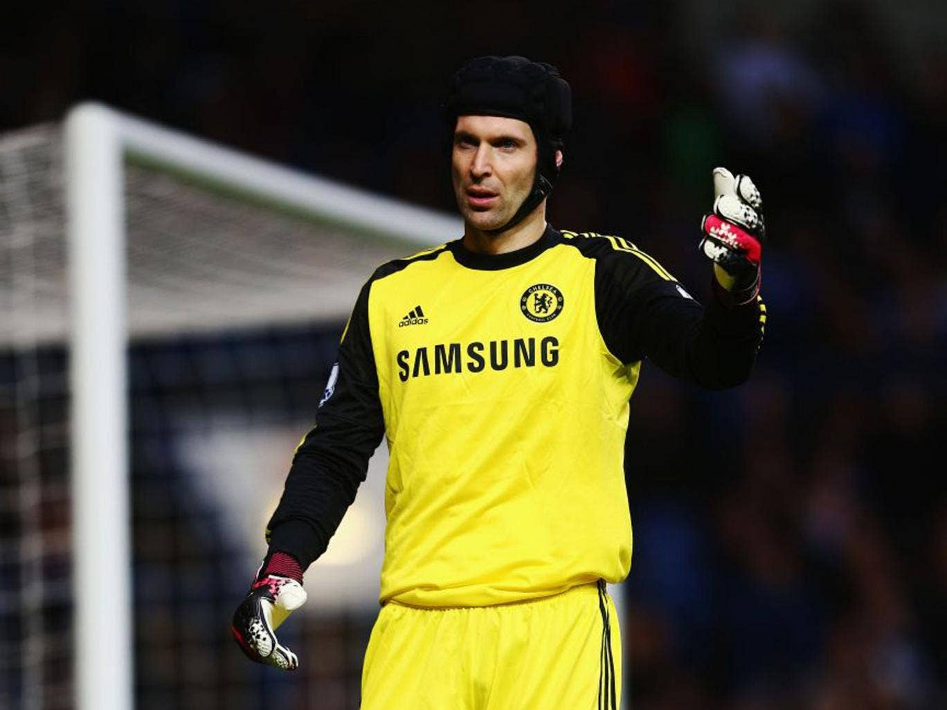 Petr Cech said there were no points for style in the league