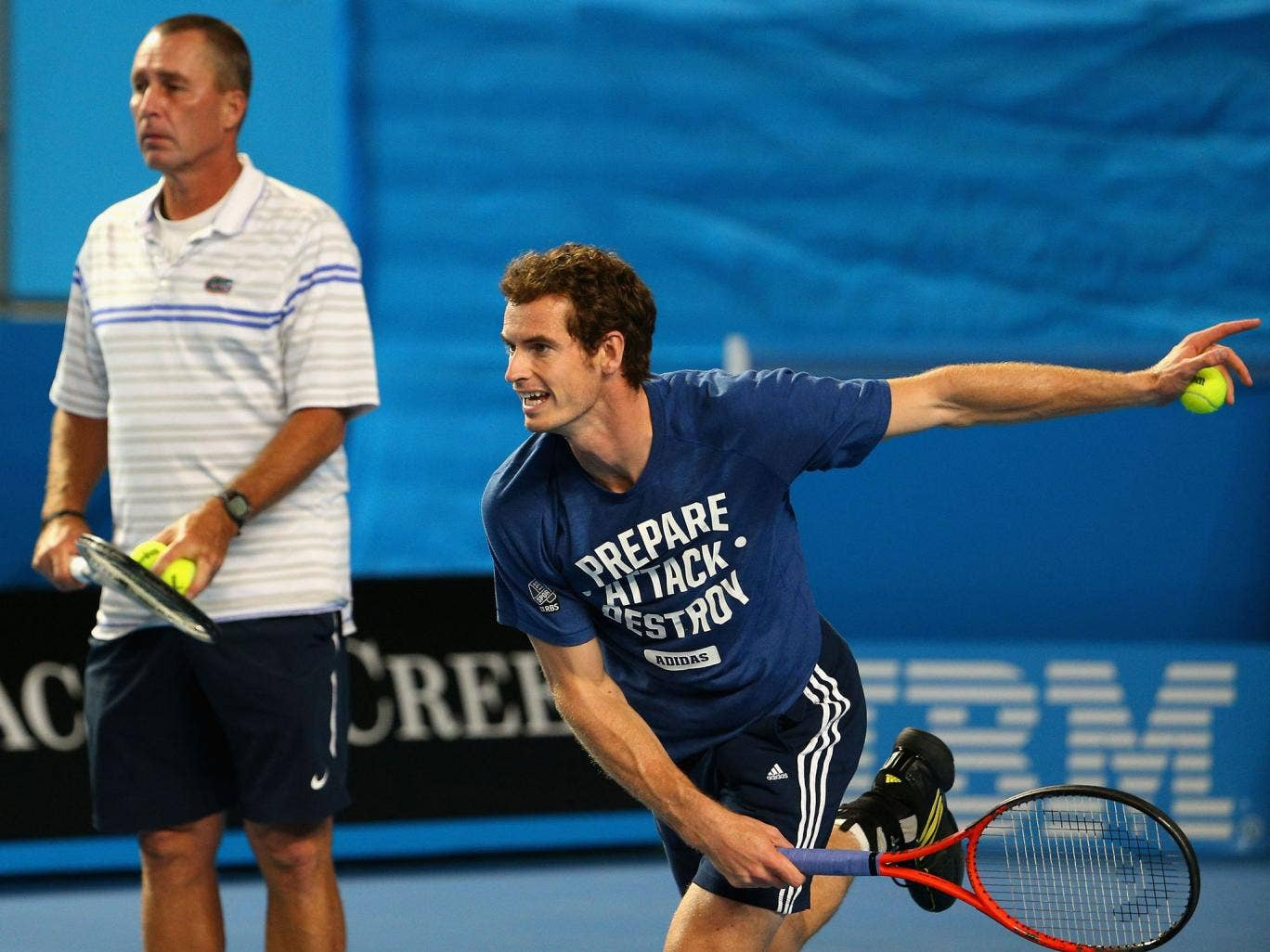Andy Murray will return to competitive action on Boxing Day