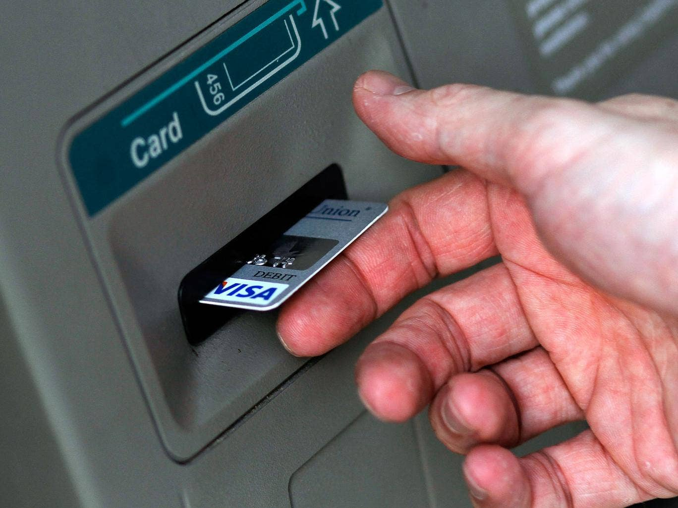 Customers without smartphones would be able to use similar technology at cashpoints or bank branches