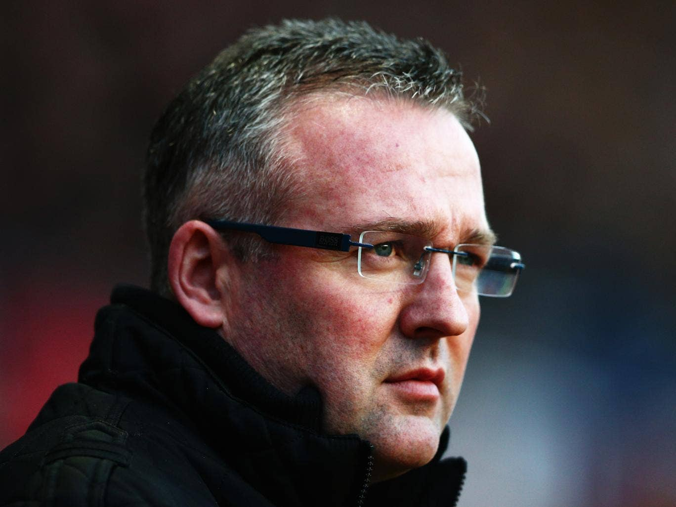Paul Lambert says he still has confidence in his players despite a fourth straight defeat which saw them get booed off after the 1-0 defeat to Crystal Palace