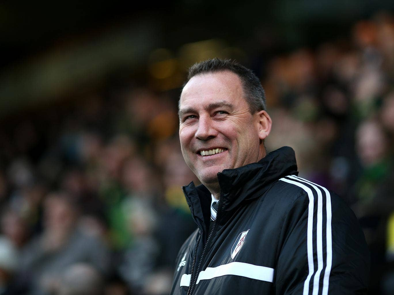 Rene Meulensteen oversees Fulham's Boxing Day victory at Norwich City.
