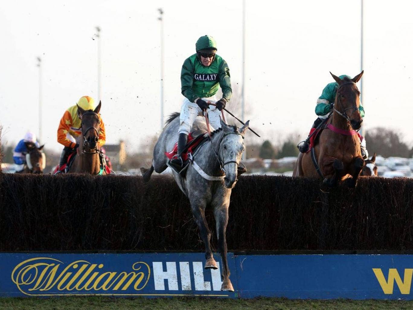 One to watch: William Hill's share price is expected to recover in 2014