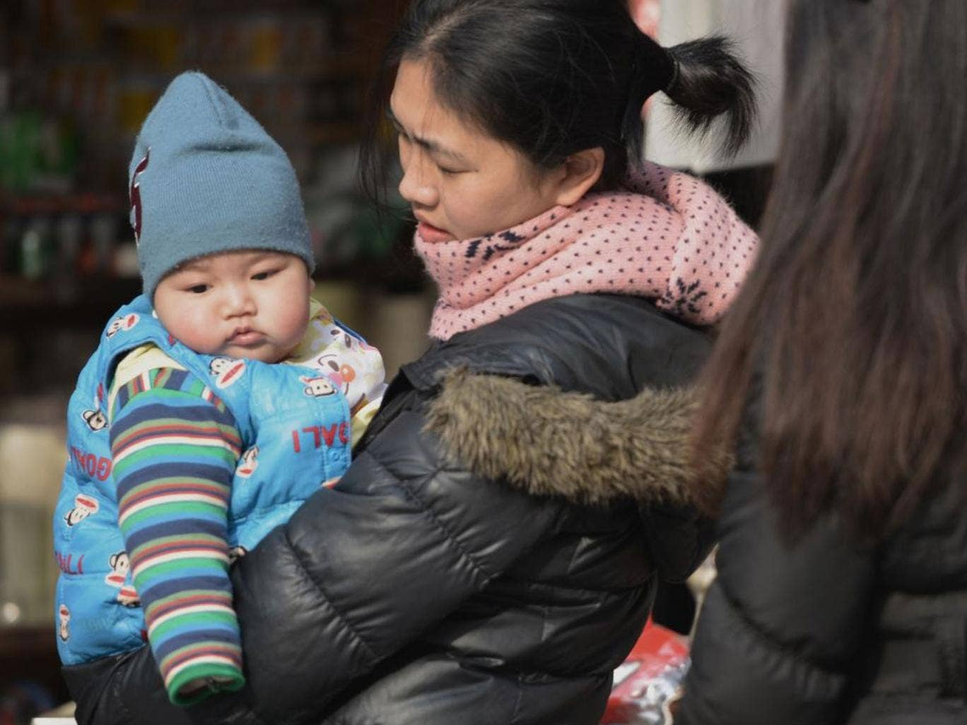 Chinese parents could soon have a second child