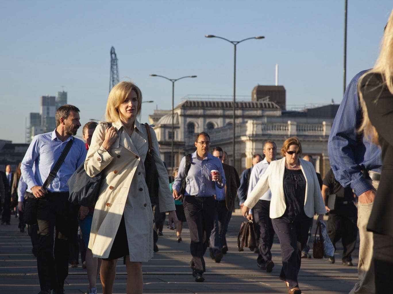 A fifth of women surveyed said managers failed to promote them