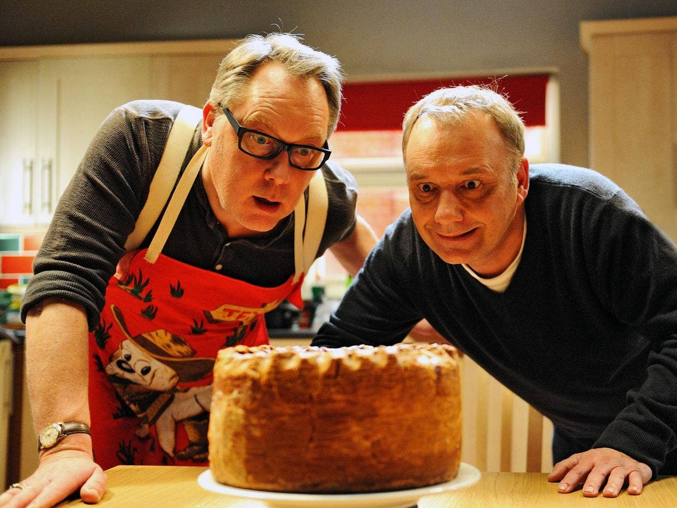 Slice of life: 'House of Fools', with Vic Reeves and Bob Mortimer, begins on BBC2 this month