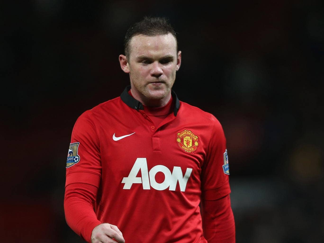 Manchester United manager David Moyes has confirmed that Wayne Rooney will miss the FA Cup tie with Swansea