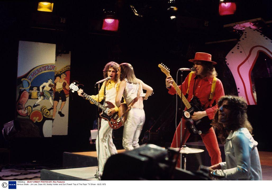 All the hits: Slade in 1972