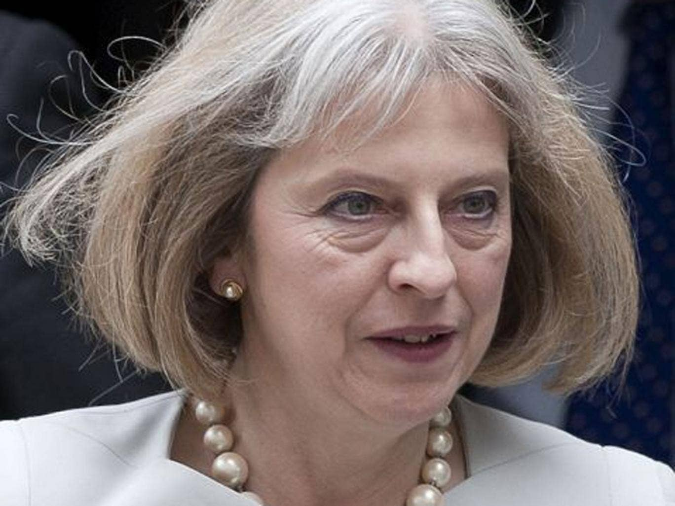 Poll results show Theresa May has just overtaken Boris Johnson as a front-runner for the next leader of the Tories