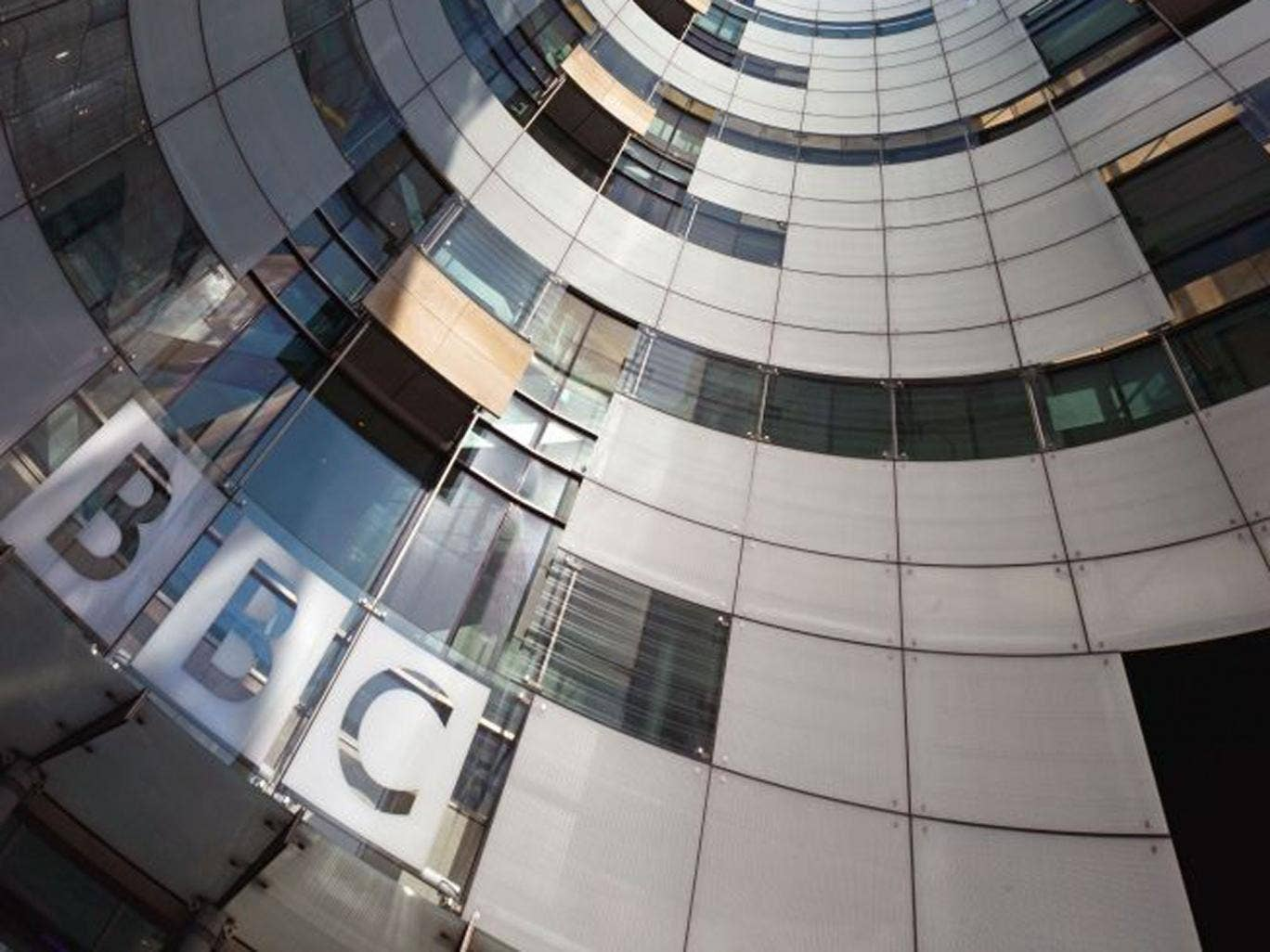 This is london: Broadcasting House
