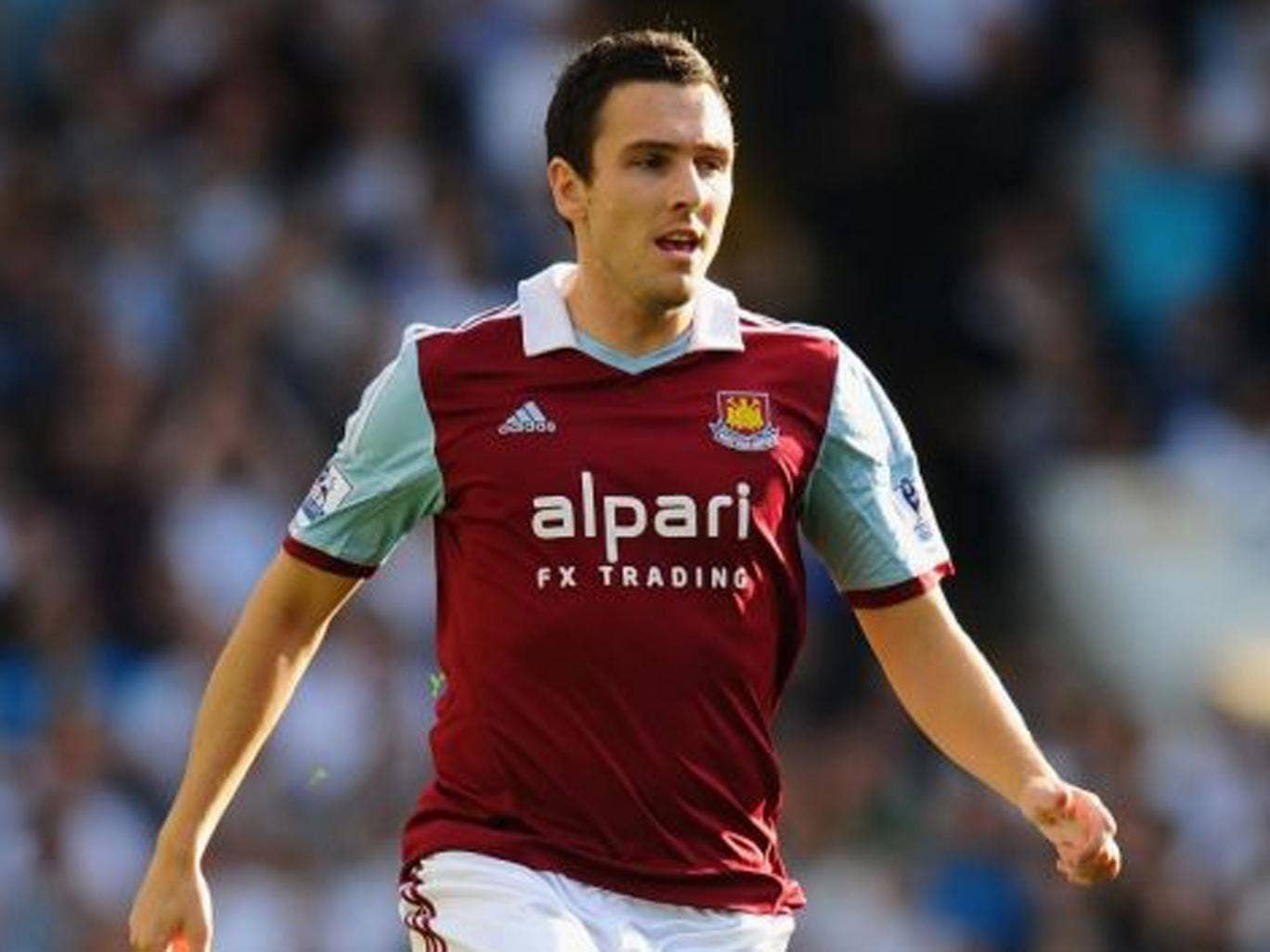 In a stew: Downing is counting on a Cup win to build confidence