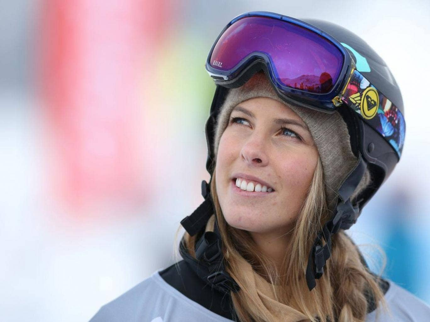 Snow go: Aussie halfpipe champion Bright may not risk a trip to Sochi