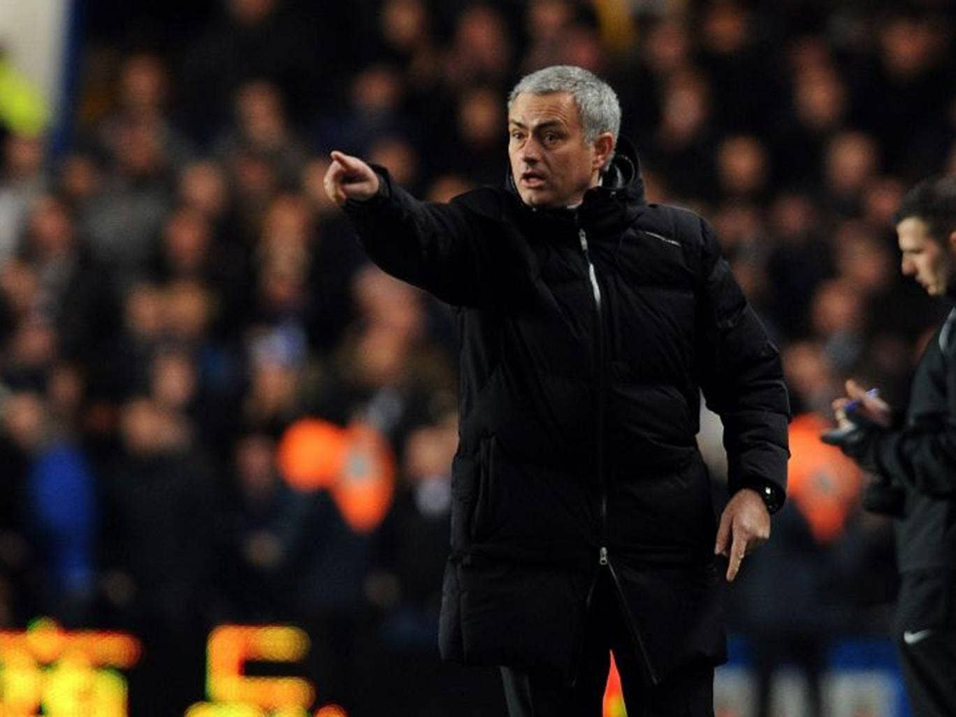 Mourinho has questioned the number of foreign managers in the UK, admitting he was part of the problem