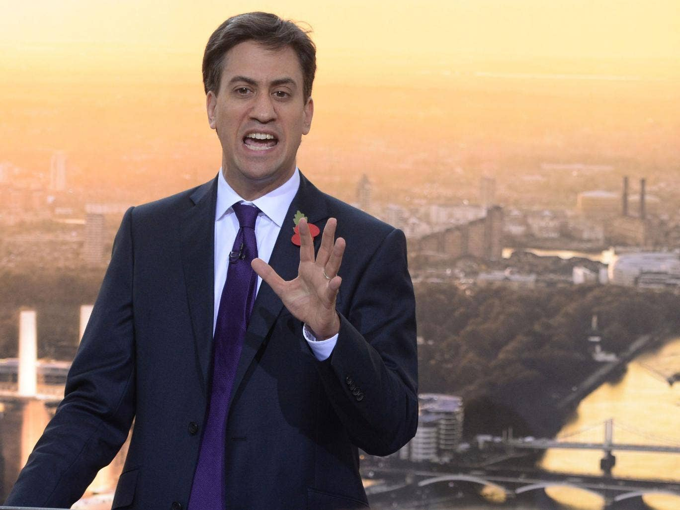 Employers have accused Labour leader Ed Miliband of putting jobs at risk by targeting a 'perfectly legal' loophole used to exploit cheap foreign labour